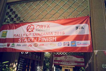 Rally of Tanzania 2015